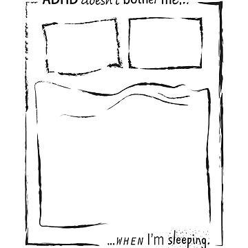 ADHD by sandrlik