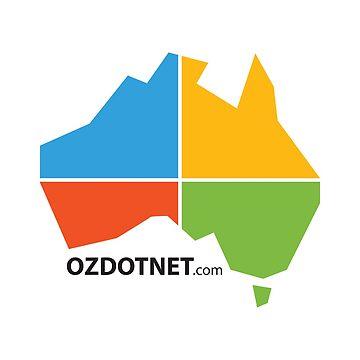 OzDotNet.com dark text by lyynx