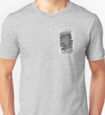 City Heart (Multi-Grey) Unisex T-Shirt