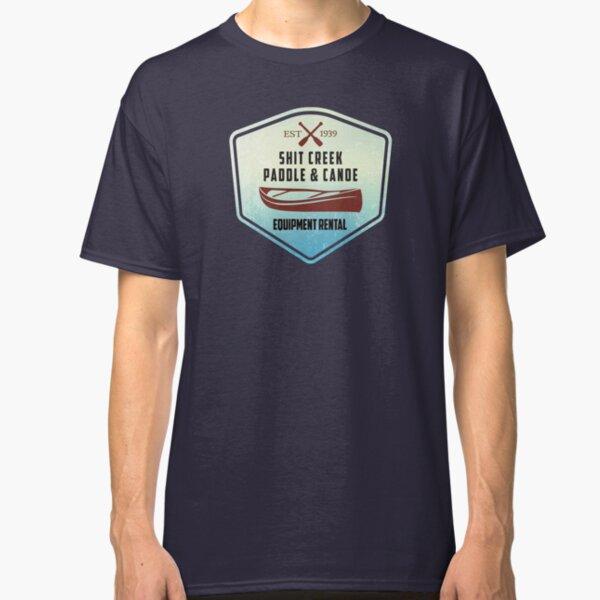 Paddle & Canoe Equipment Rental Classic T-Shirt