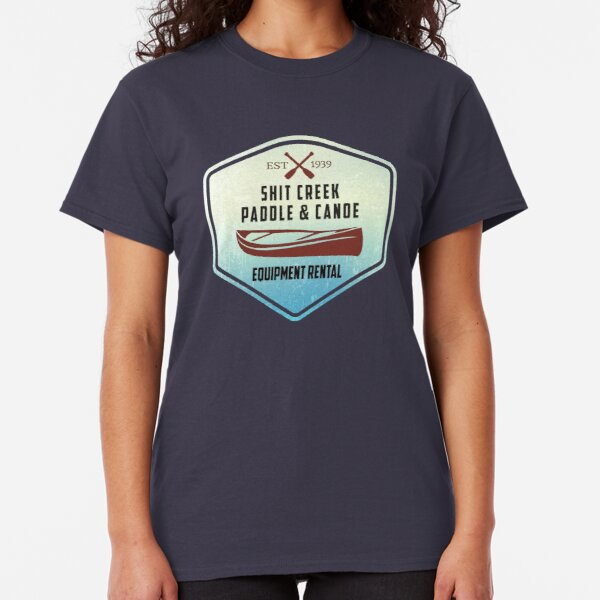Paddle & Canoe Equipment Rental Classic T-Shirt