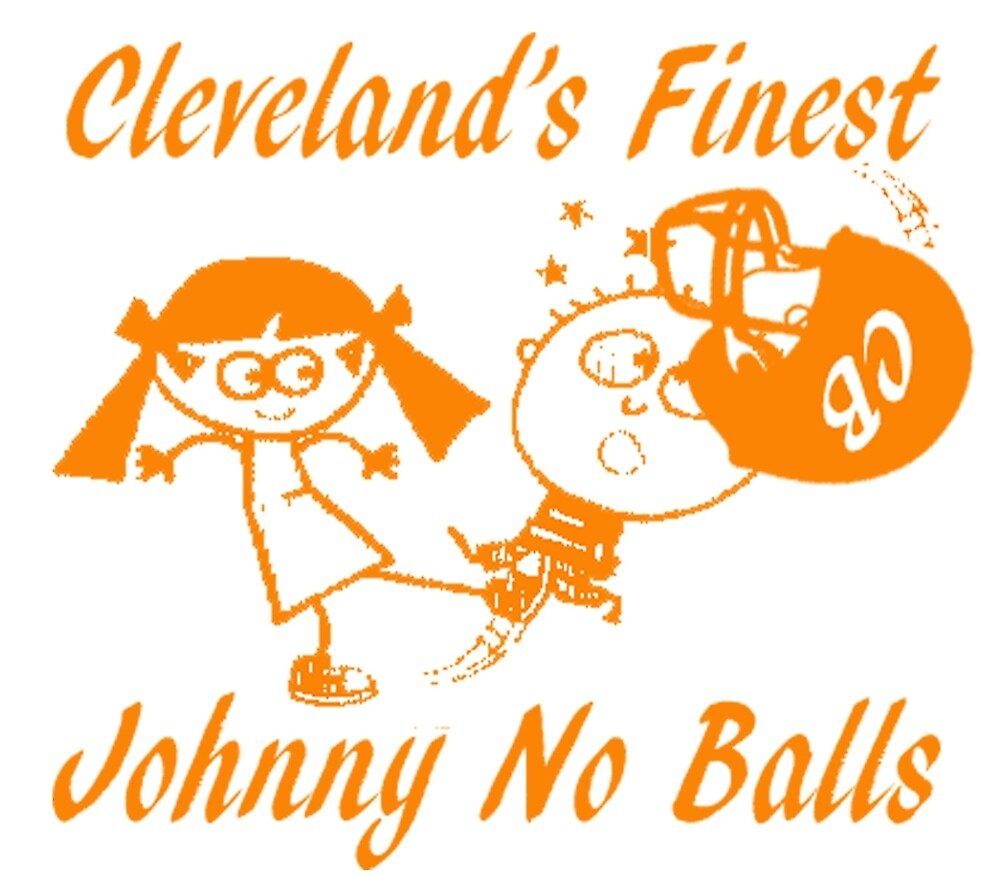 OFFICIAL JOHNNY NO BALLS  by PsychoticNature