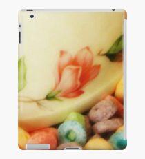 Cereal Spiller iPad Case/Skin