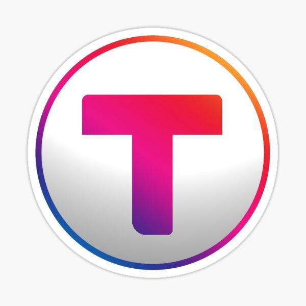 T-Games Logo (2016) Sticker