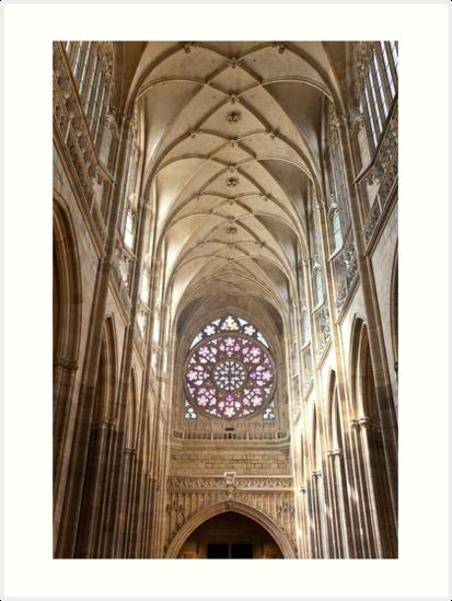 St Vitus Cathedral by Ben Stevens