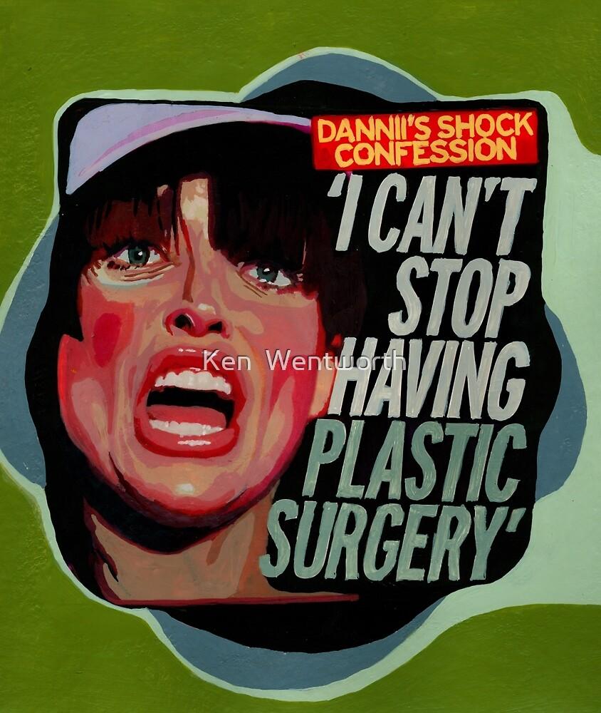 Shock Confession (Dannii) by Ken  Wentworth