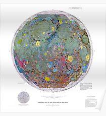 moonmap Poster