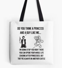 Advice from Dr. Mario Tote Bag