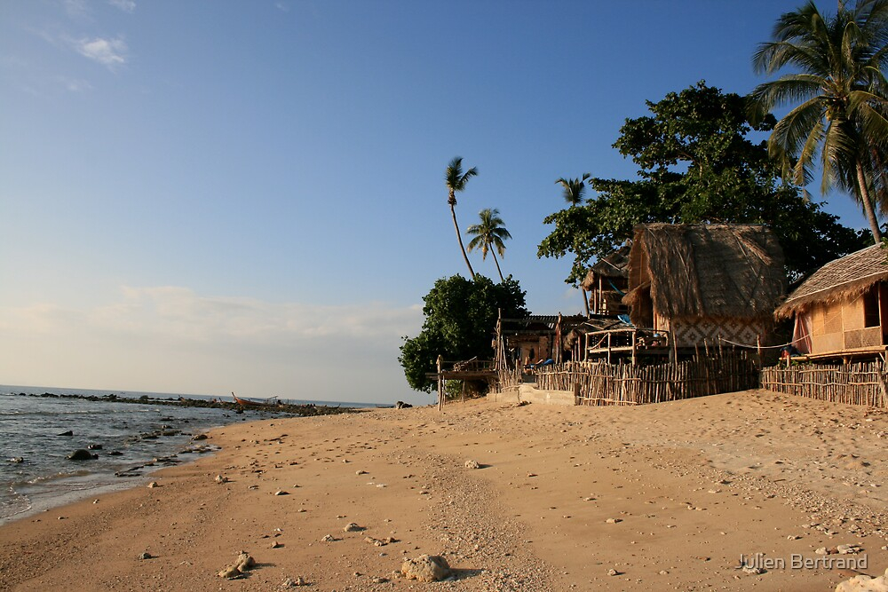 Thailand Landscape 2 by Julien Bertrand