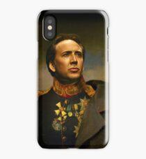 Sir Nicolas Cage - iPhone iPhone Case/Skin