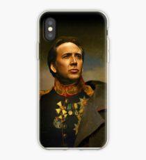 Sir Nicolas Cage - iPhone iPhone Case