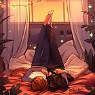 Home is Wherever I'm with You by Elentori