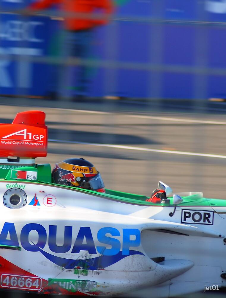 A1 Grand Prix - Team Portugal by jet01