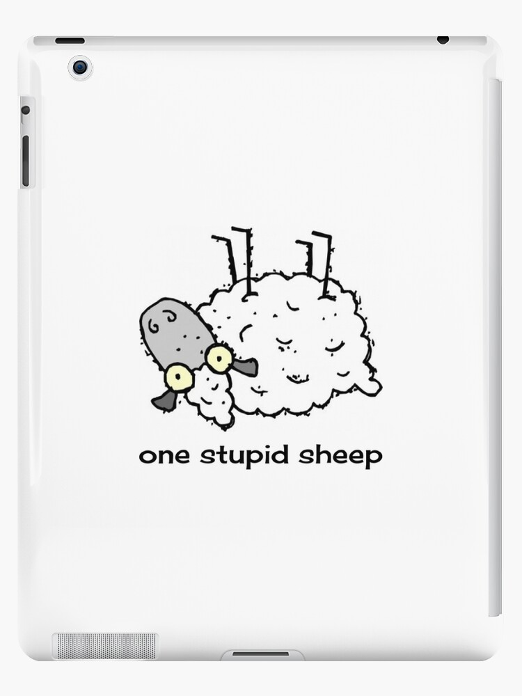 One Stupid Sheep by snoogytees