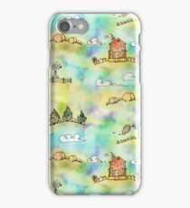 Country Cityscape iPhone Case/Skin