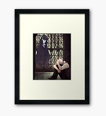 The Boy with No Choice Framed Print