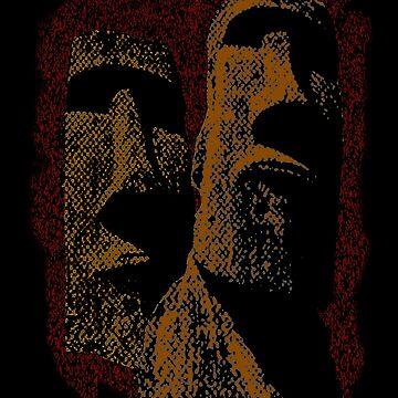 Rapa Nui by Bronzarino