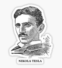 Tesla Sticker