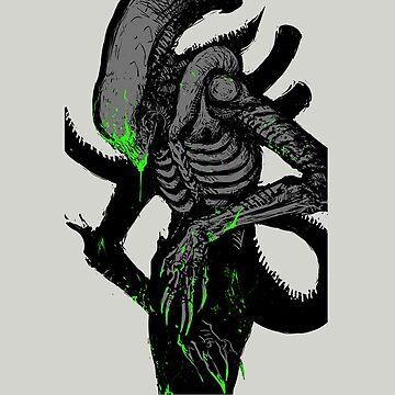 avp alien covenant by unyilusrok
