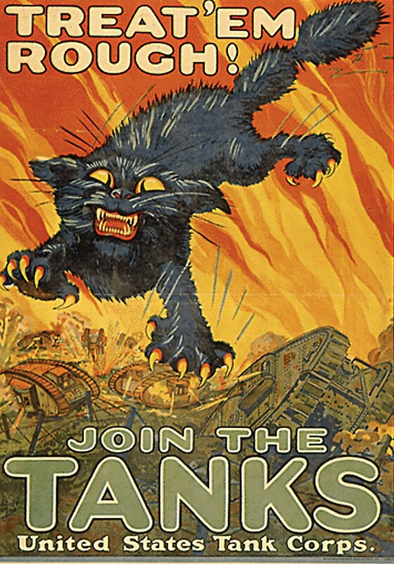 Quot Ww1 Propaganda Poster U S Military Vintage Design