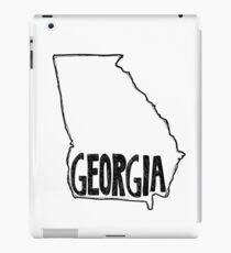 Georgia iPad Case/Skin