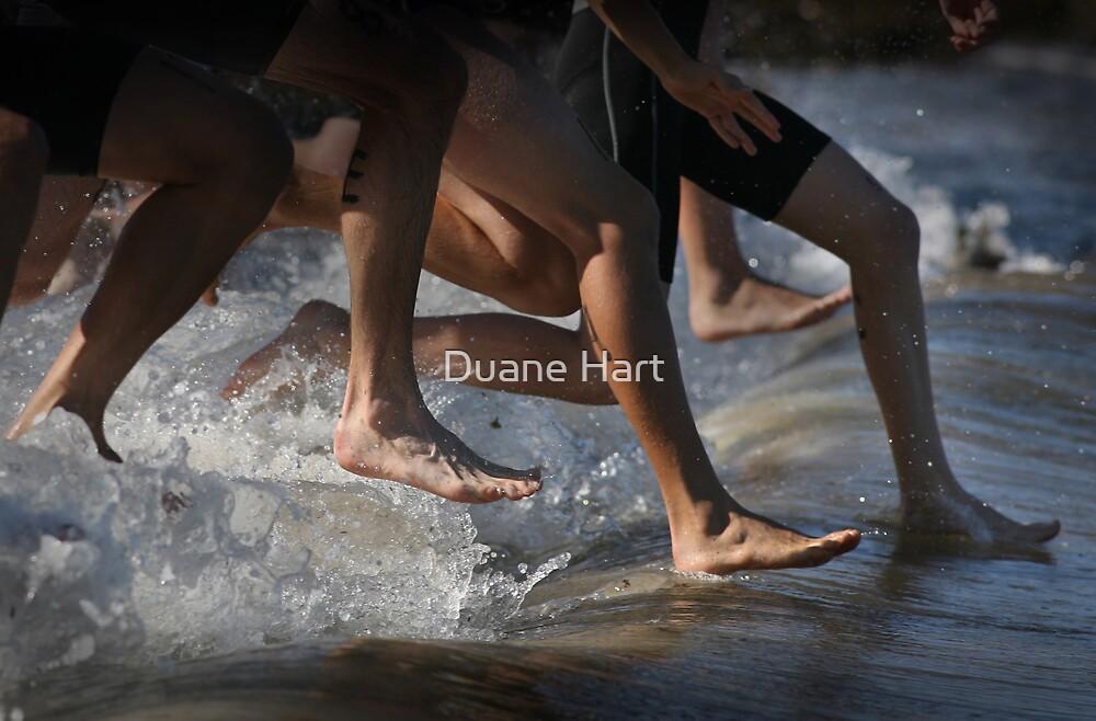 """""""Success is a journey - not a destination"""" by Duane Hart"""