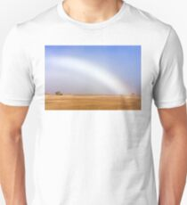 Gold At The End Of The Fogbow Unisex T-Shirt