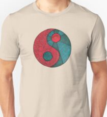 One Eye Yin & Yang Unisex T-Shirt