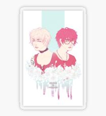 welcome to paradise Transparent Sticker