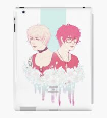 welcome to paradise iPad Case/Skin