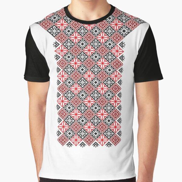 Vyshyvanka Graphic T-Shirt