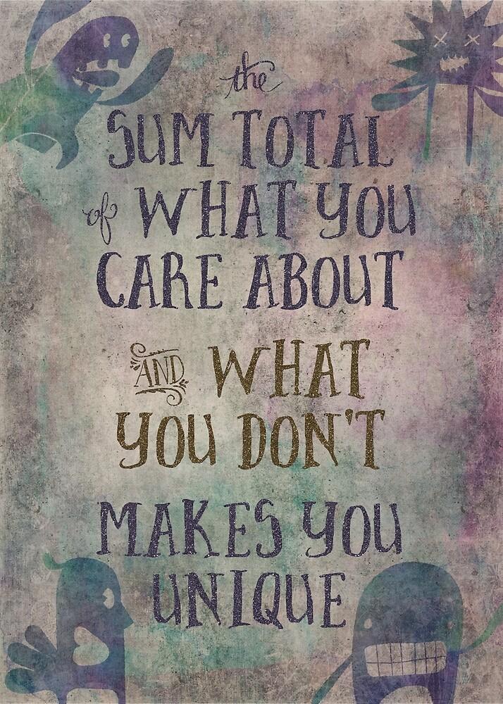 The Sum Total by Deirdre Saoirse Moen