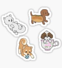Pupper Stickers vol. 2 Sticker
