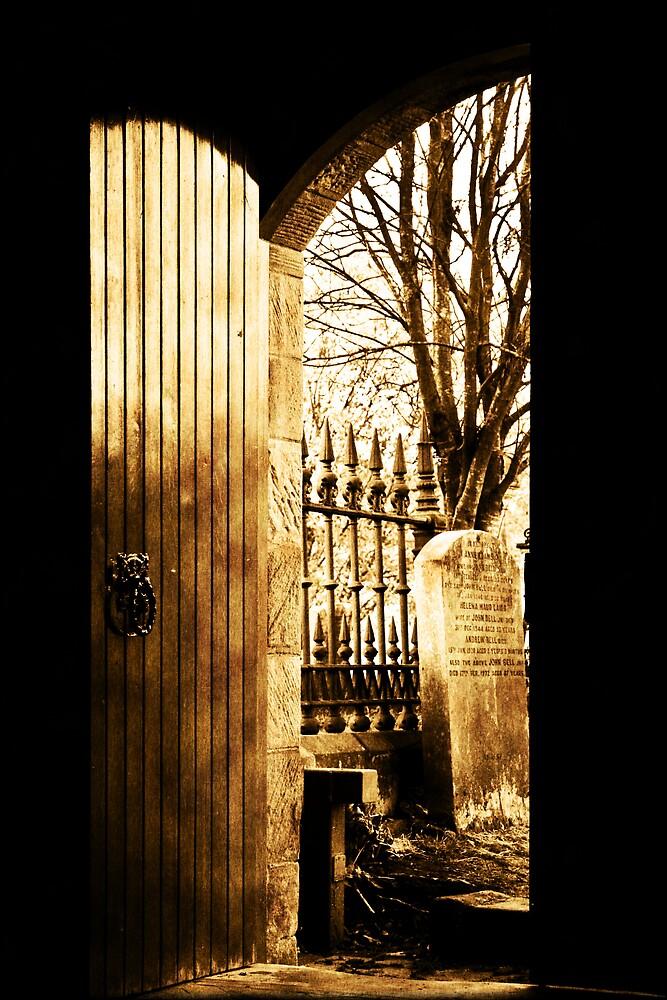 The Kirk Door by KarenMcWhirter