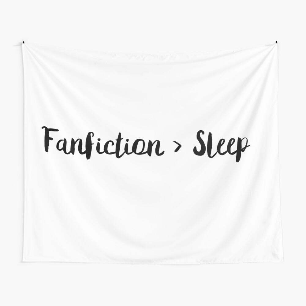 Fanfiction> Schlaf Wandbehang