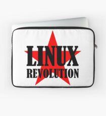 Linux Revolution Large Laptop Sleeve