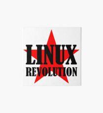 Linux Revolution Large Art Board