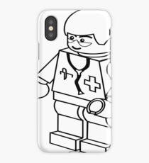 Lego Doctor iPhone Case/Skin