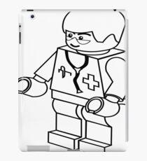 Lego Doctor iPad Case/Skin