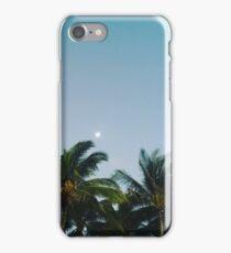 Island Moonrise iPhone Case/Skin