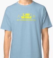 Lab Wars - May the research be with you ! Classic T-Shirt