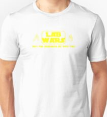 Lab Wars - May the research be with you ! Unisex T-Shirt