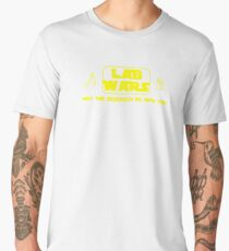 Lab Wars - May the research be with you ! Men's Premium T-Shirt