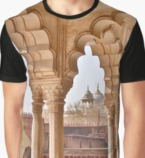 View in Agra Fort Graphic T-Shirt