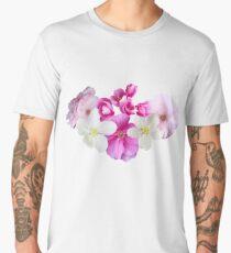 Springtime Blossoms  Men's Premium T-Shirt