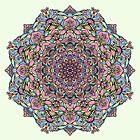 Mandala  by kanvisstyle