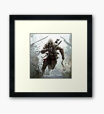 Assasin Creed Season 3 Framed Print