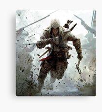Assasin Creed Season 3 Canvas Print
