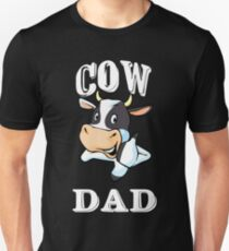 I Am Dad Of Cow Unisex T-Shirt