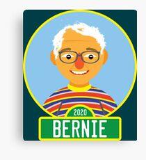 2020 Bernie Street Canvas Print